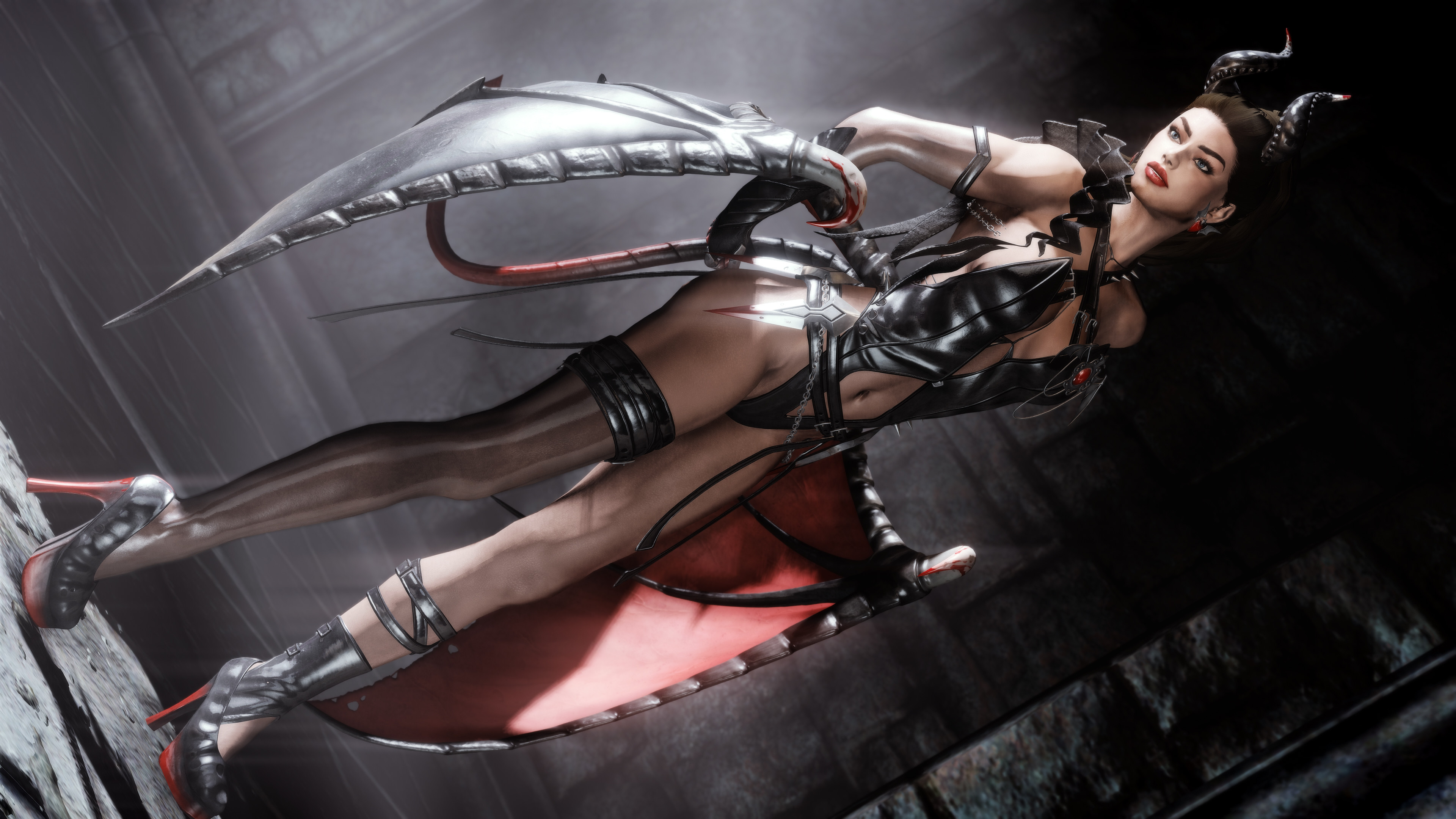DX Succubus (Mazken) Armor
