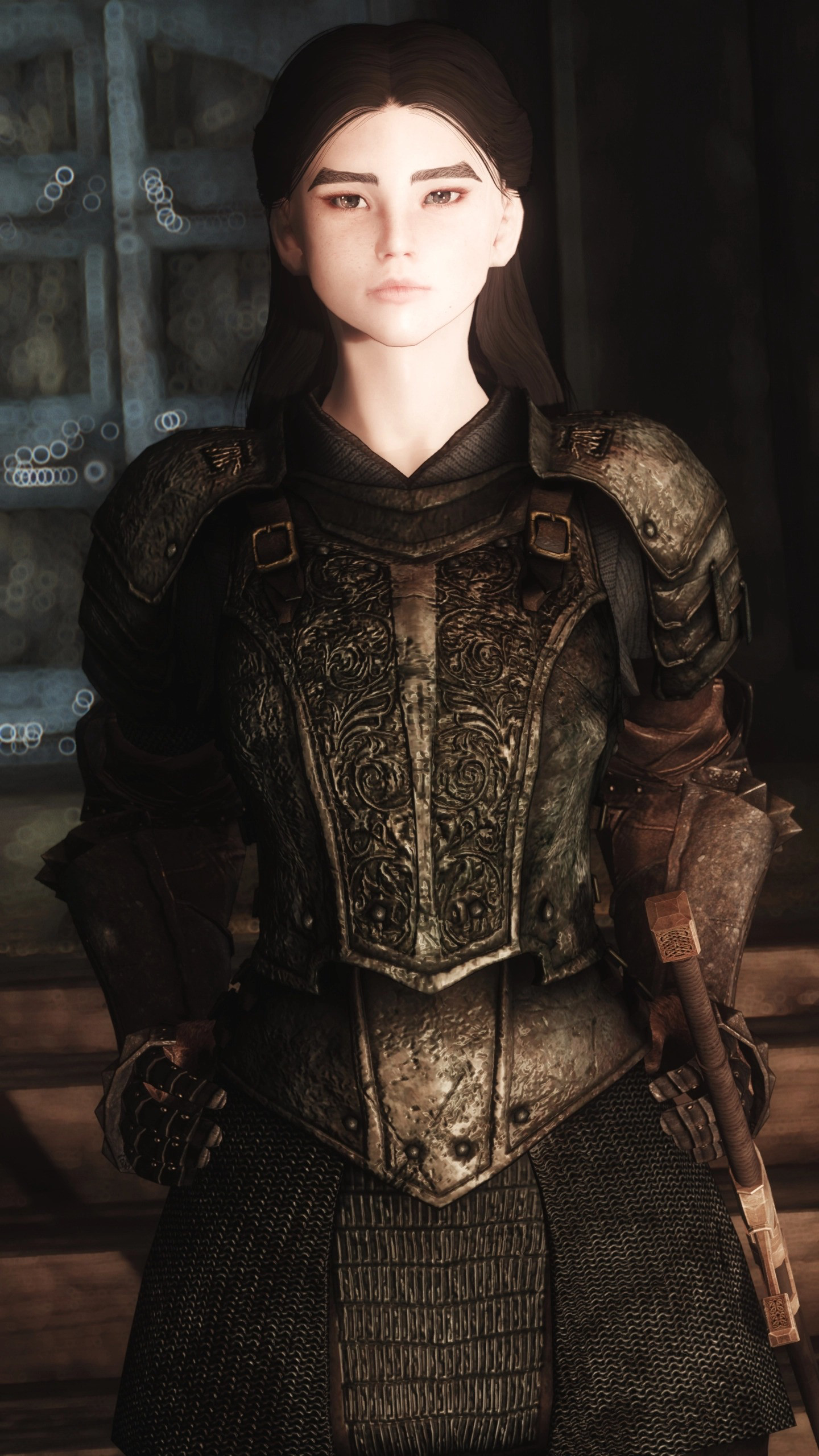 Snow White Armor