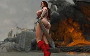 Tyris Flare Armor