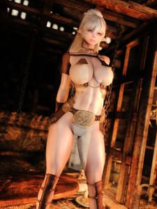 COCO Lady Gladiator