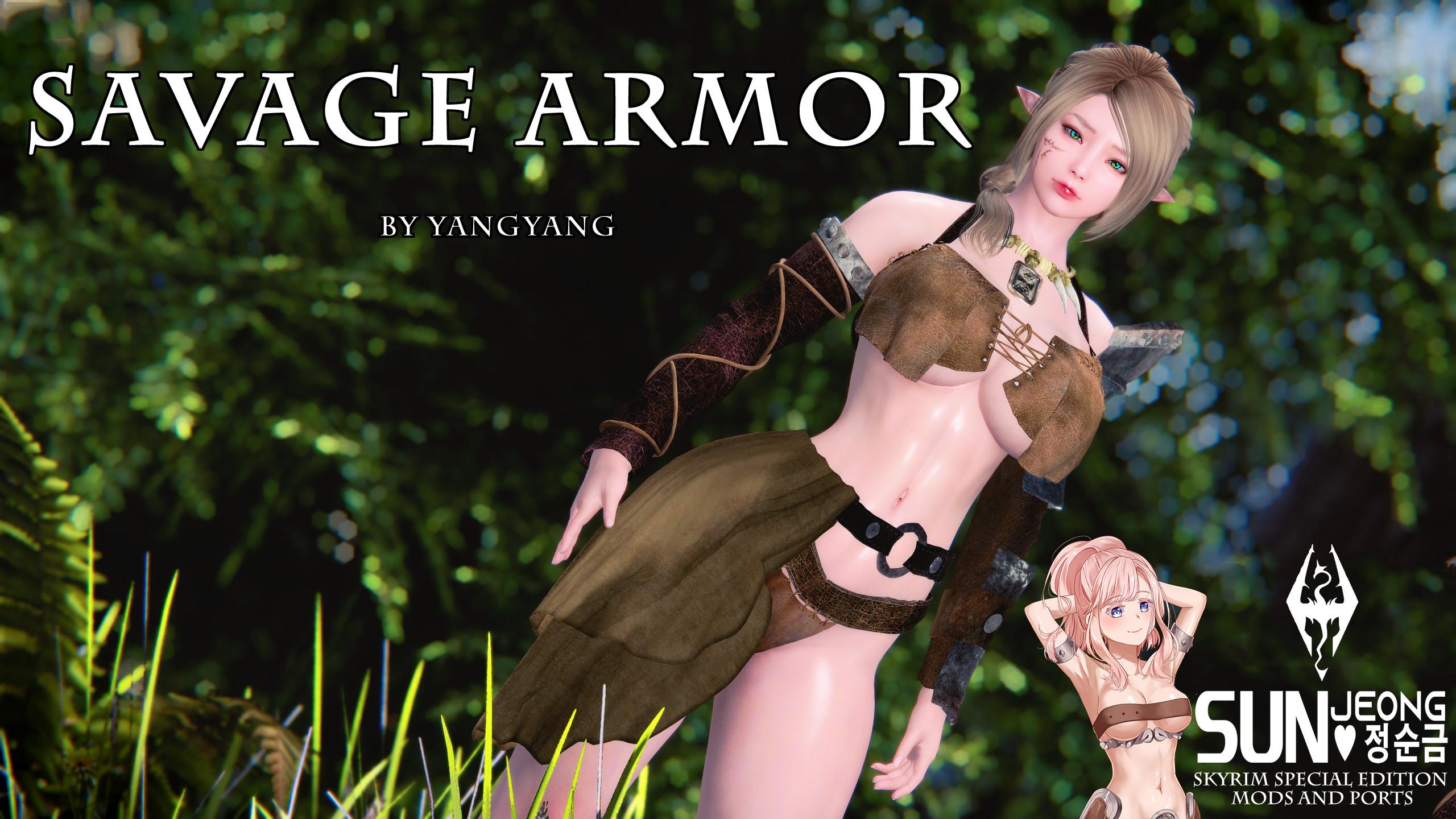 Savage Armor