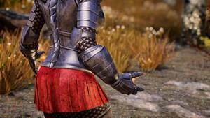 Steel Falcon Armour Set