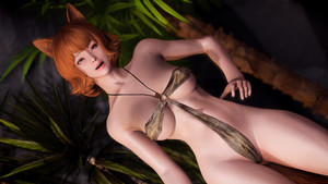 Skyrim Tropical Style Suits