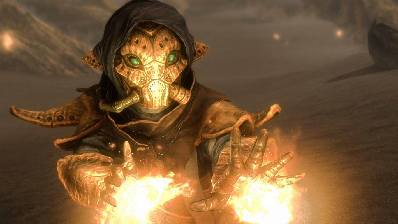 Dust Adept Armor