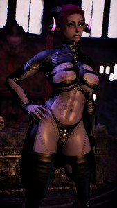 Hellraiser Outfit