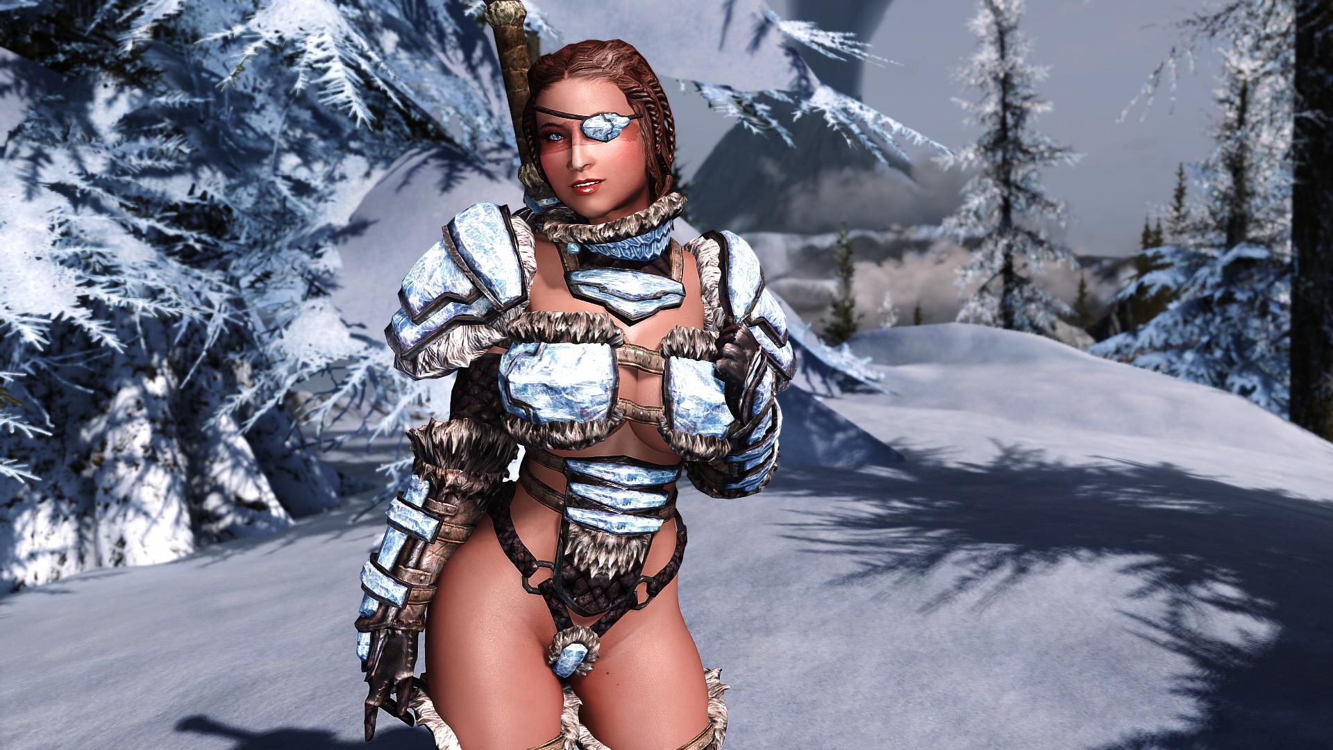Stalhrim Bikini