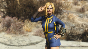 Vault 111 Outfit