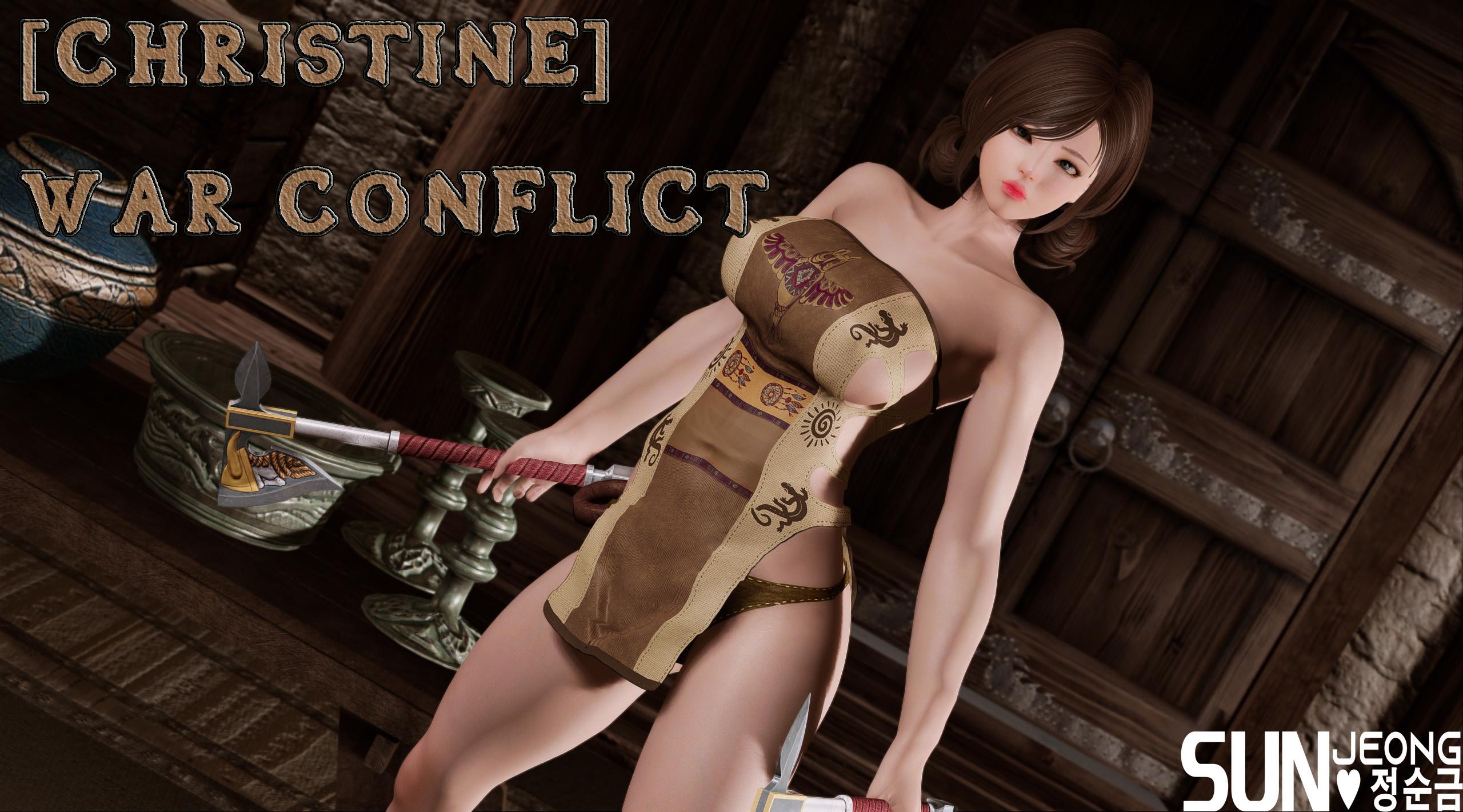 [Christine] War Conlfict