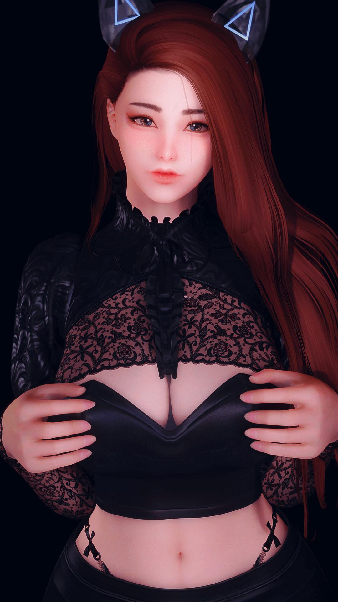 [COCO] Ahri Uniforms v2
