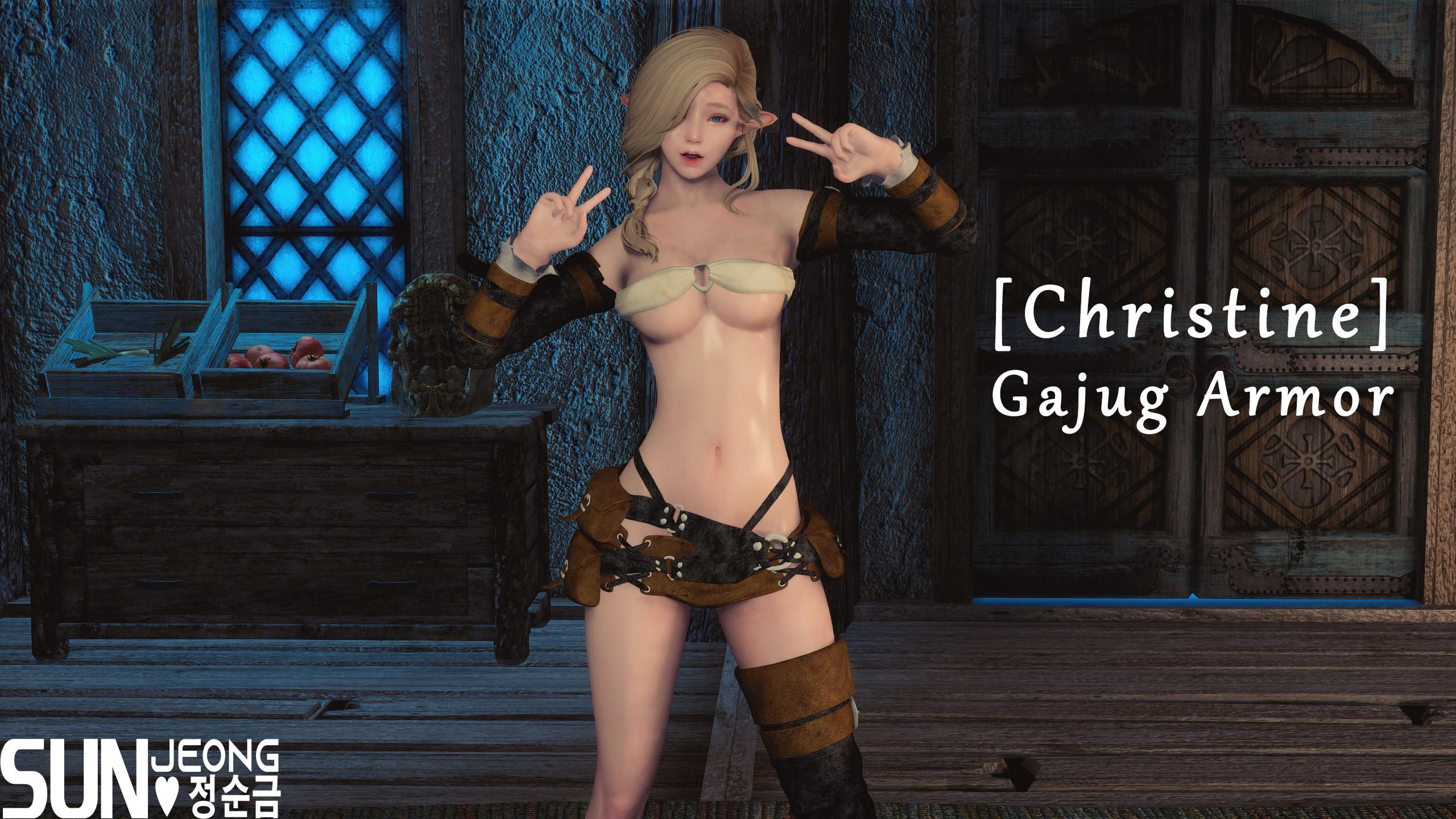 [Christine] Gajug Armor
