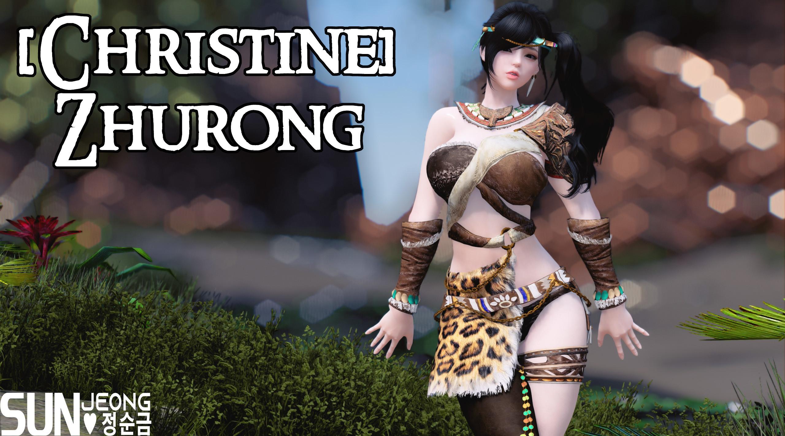 [Christine] Zhurong
