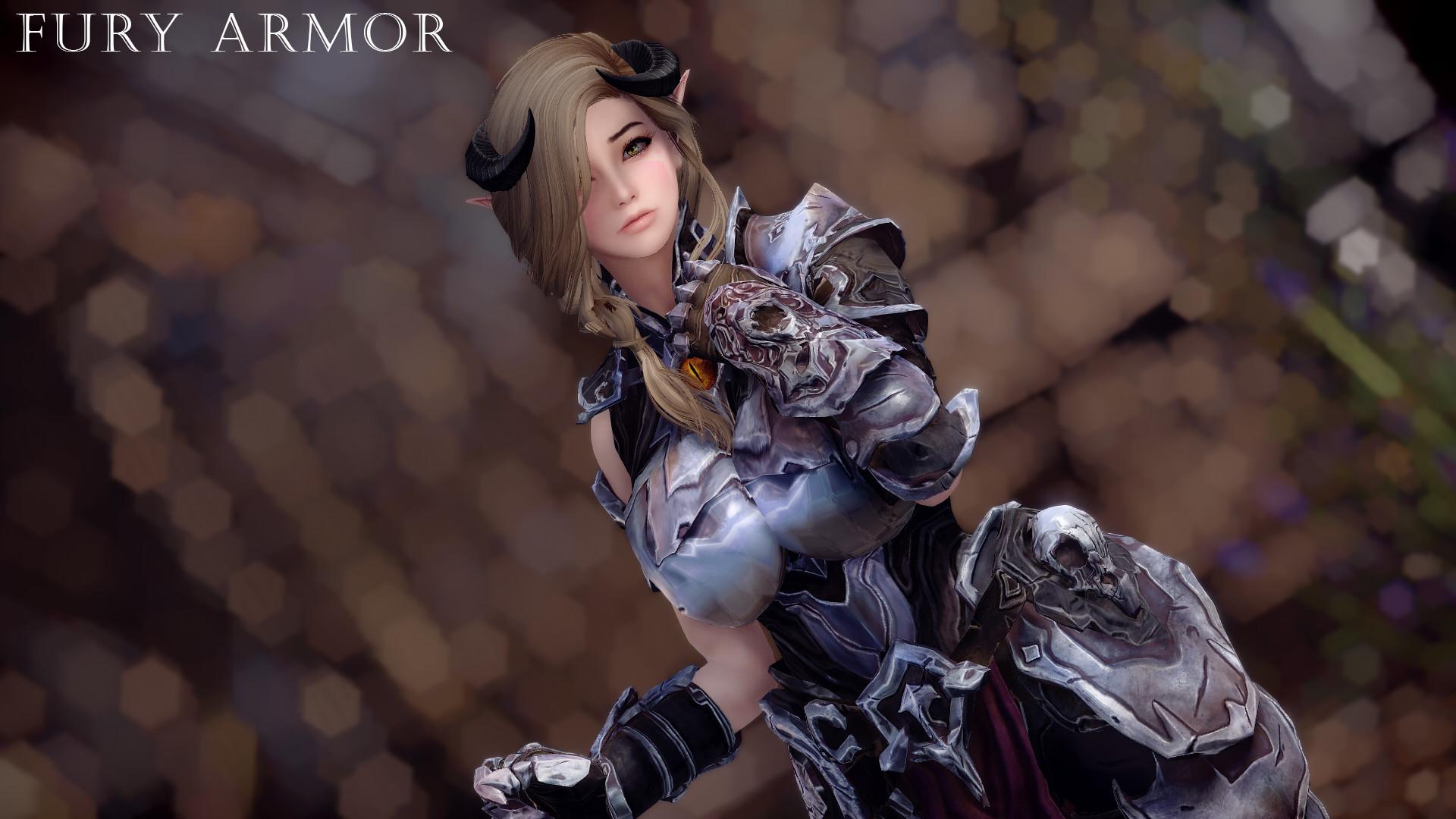 Fury Armor