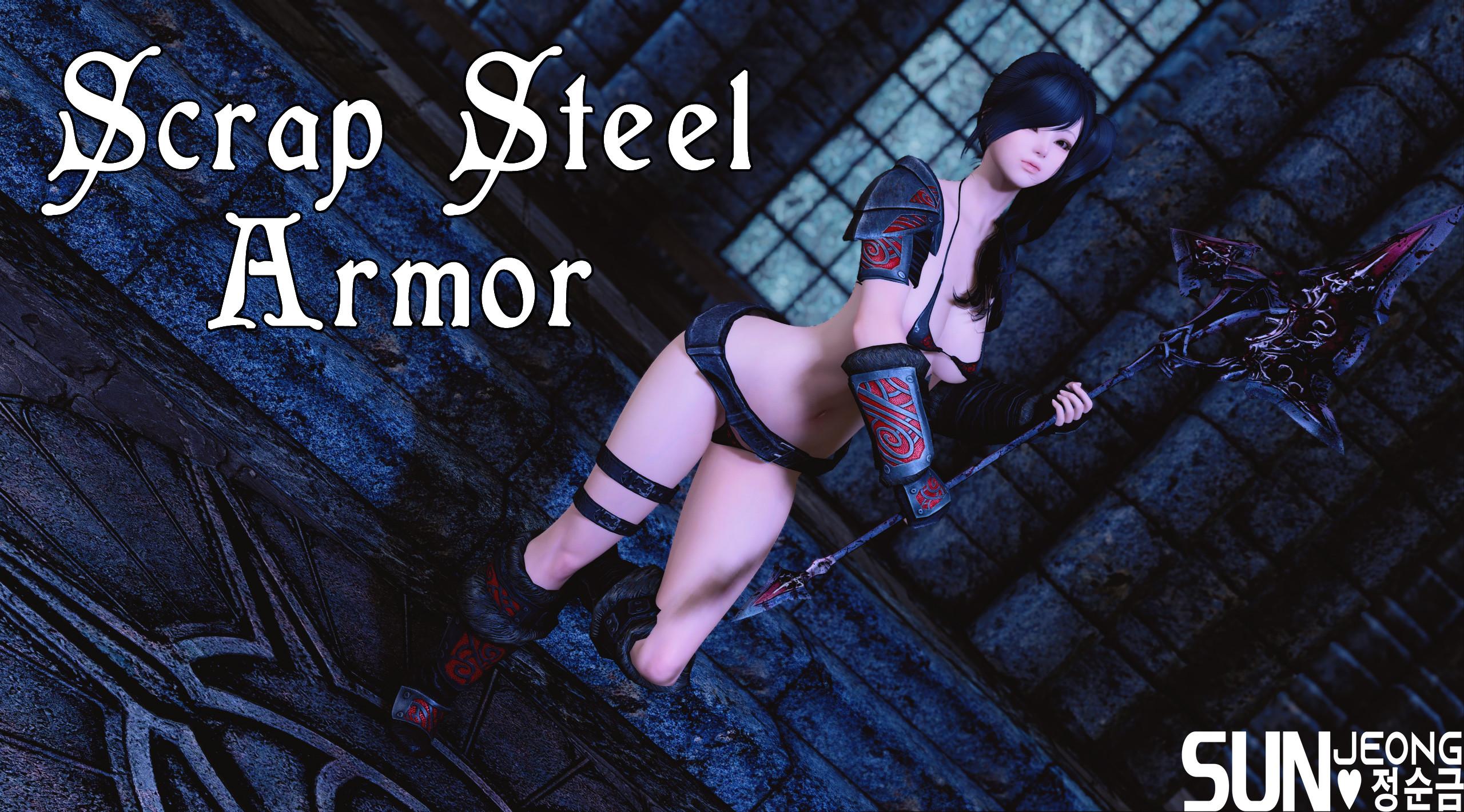 Scrap Steel Armor