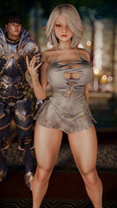 [XuNianA] Code Vein IO Dress
